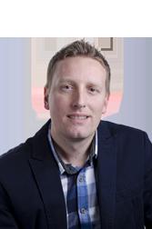 Michel Nass, skapare av det visuellaautomatiseringsverktyget jAutomate, som redananvänds av ca 60 organisationer.