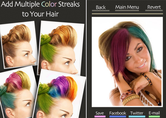 BrazilianKeratinNYC - Hairstyle color app