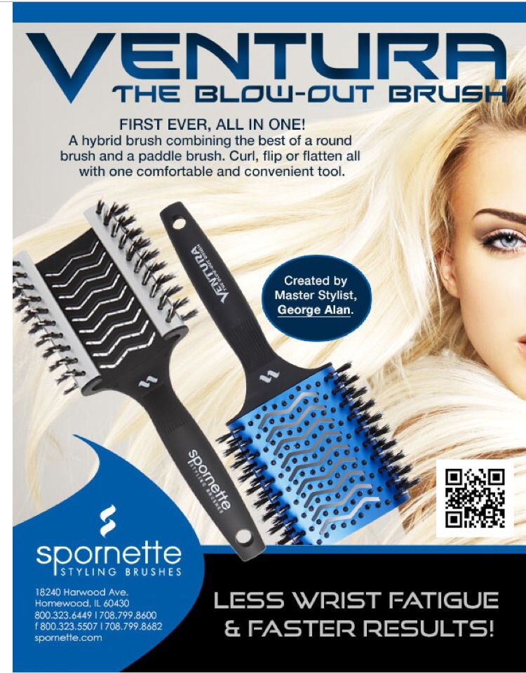 Hybrid Hair Brush