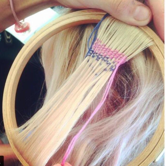 hair tapestry