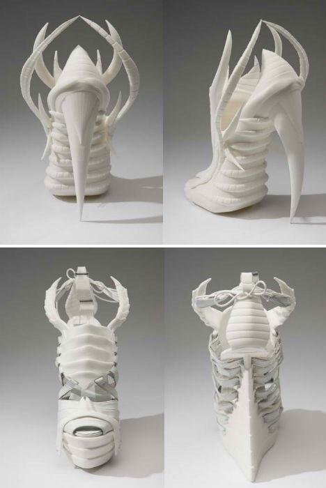 3D shoe printout