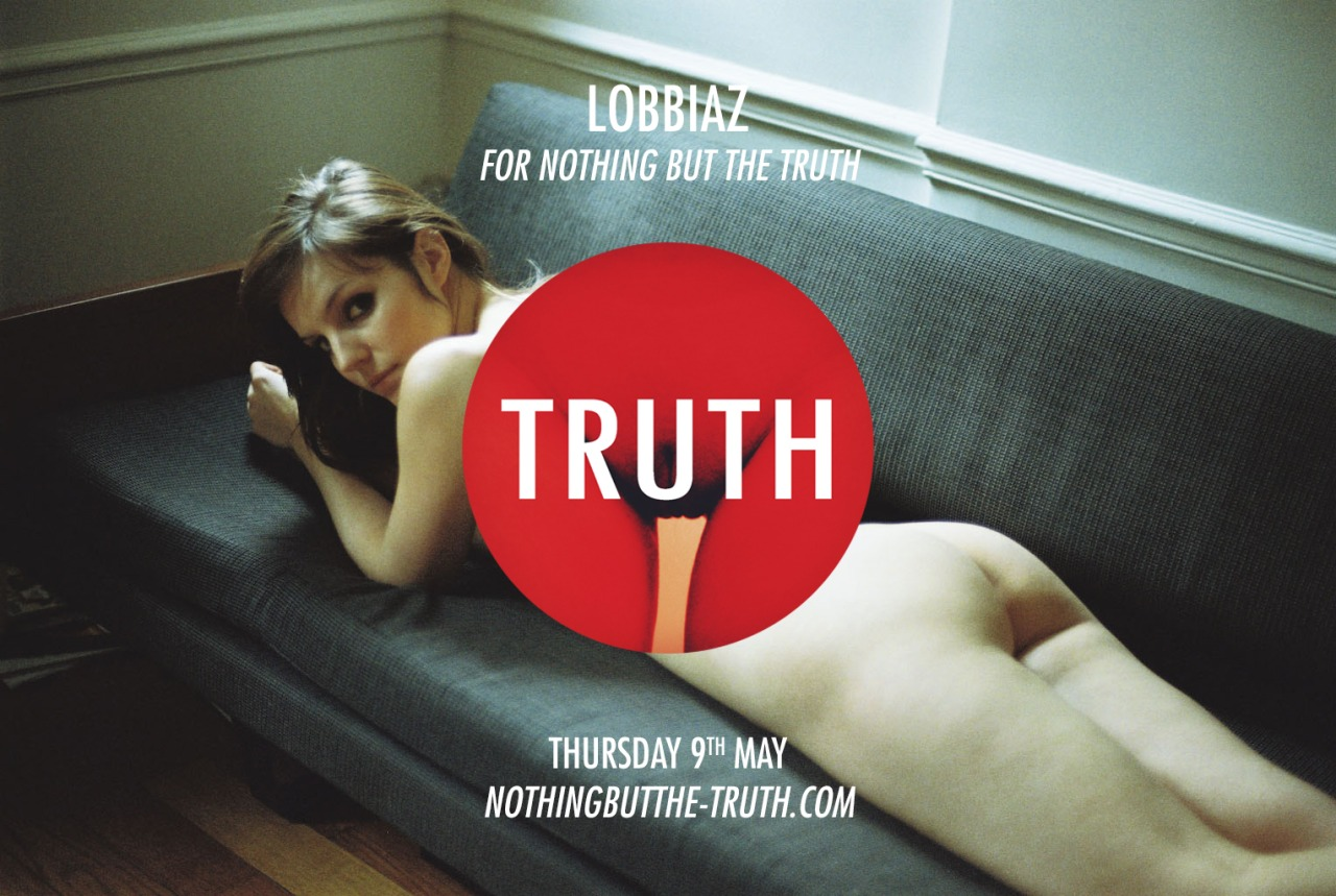 nothingbutthe-truth: LOBBIAZ x NOTHING BUT THE TRUTH Exclusive photos posting this Thursday, 9th May.