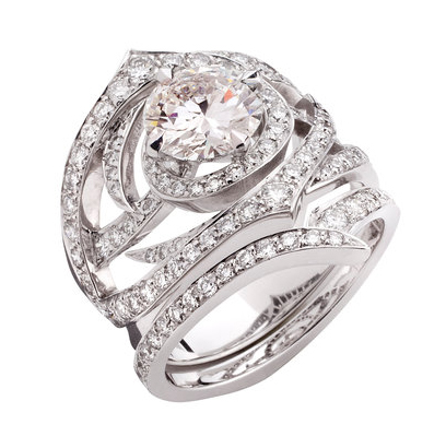 Modern Jewelers Bring New Twist to Bridal Designs of Old