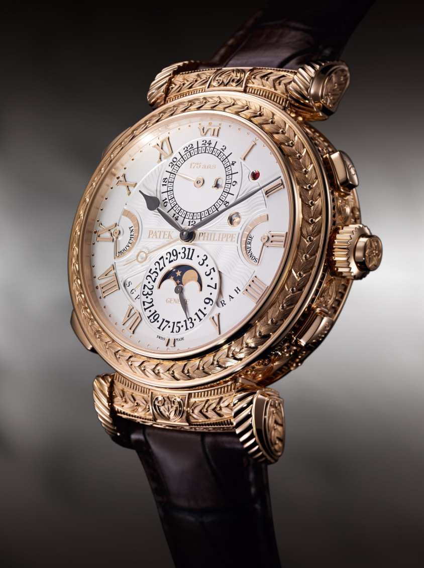 Patek Philippe Celebrates 175th Anniversary in Style