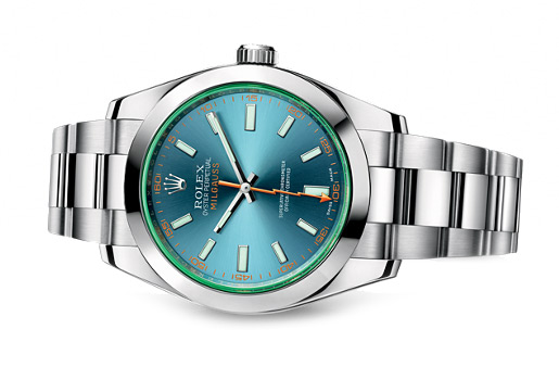 Rolex: The Oyster Perpetual, Milgauss