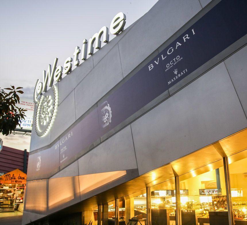 Westime storefront