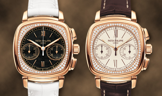 Patek Phillippe, The Ladies First Chronograph