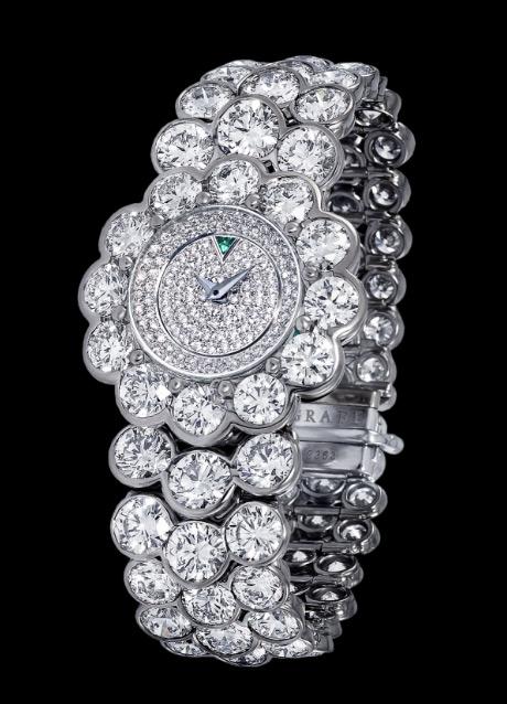LadyGraff Full Diamond Watch