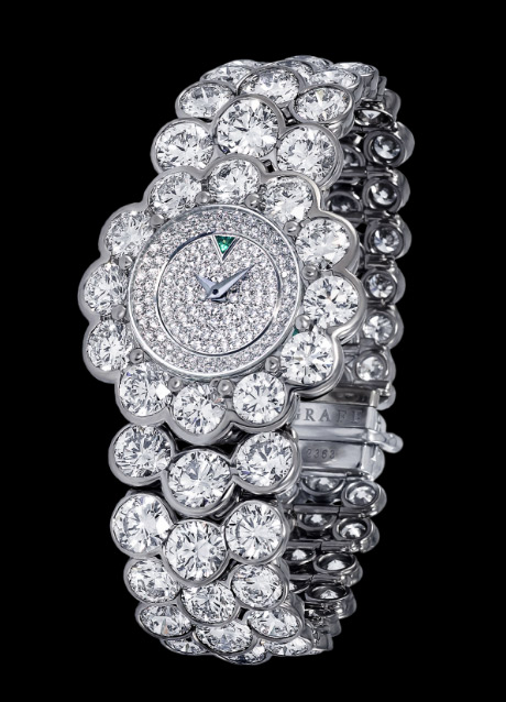 It's Always Time for Diamonds in This Family of Watches