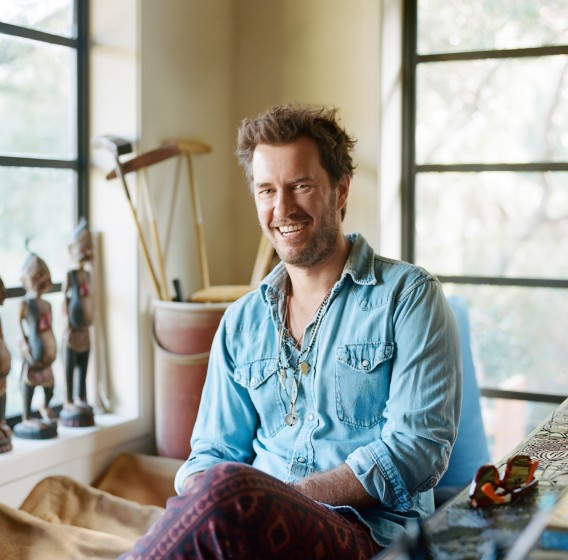 Blake Mycoskie. Photo by Ye Rin Mok