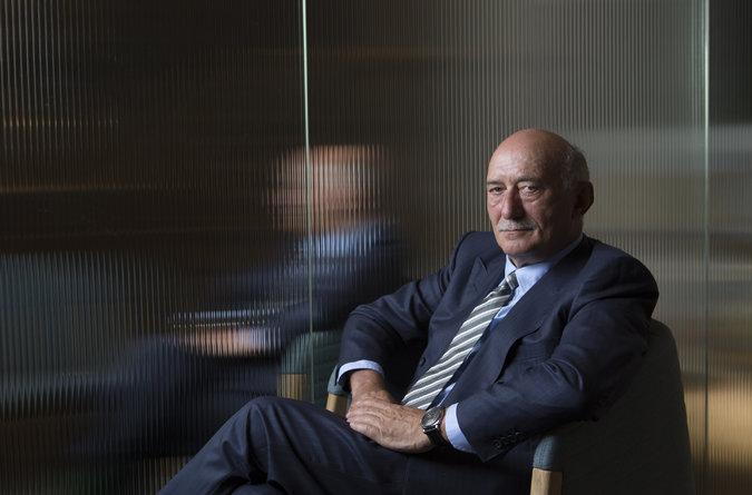 Angelo Bonati, chief executive of Officine Panerai since 2000