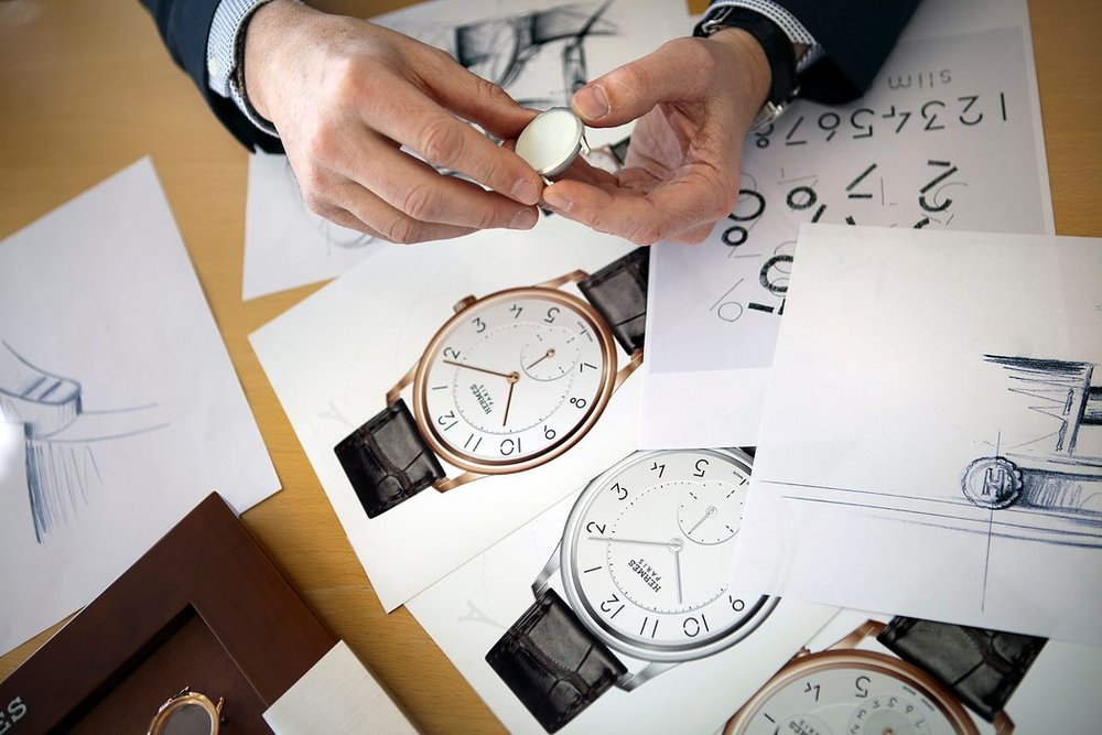 Letters and Numbers: A Watch's Typeface