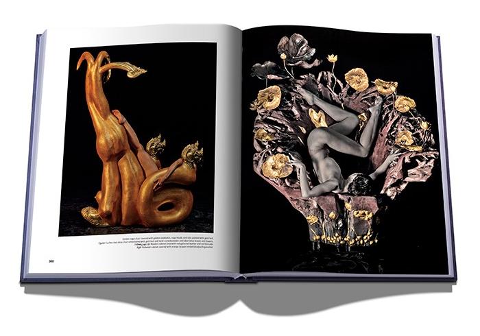 Unexpected Creations: Lotus Arts De Vivre