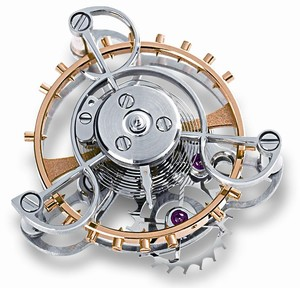 Tourbillon Returns, Defying Economic Gravity