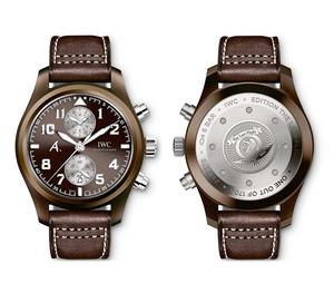 Pilot's Watches Target Macho Market