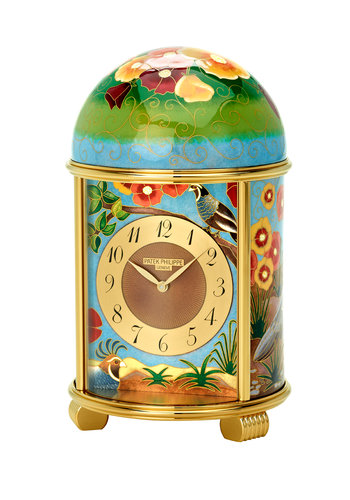 Finely Made Clocks Emerge as Connoisseur Favorites