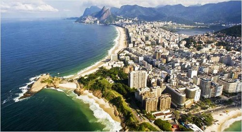 An Influx of Business Wealth in Rio