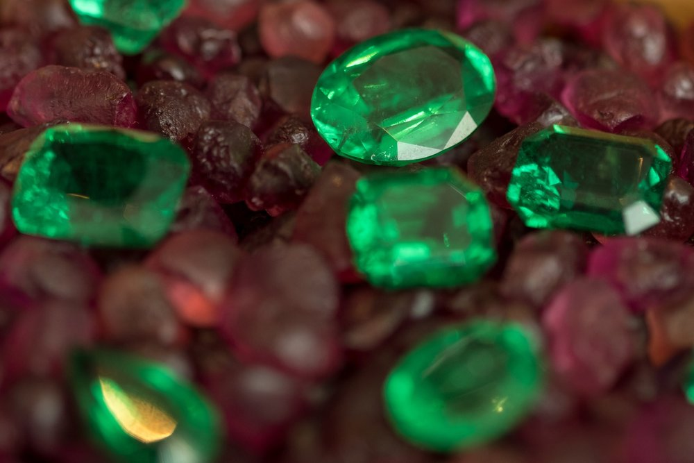 From Ethiopia, Emeralds