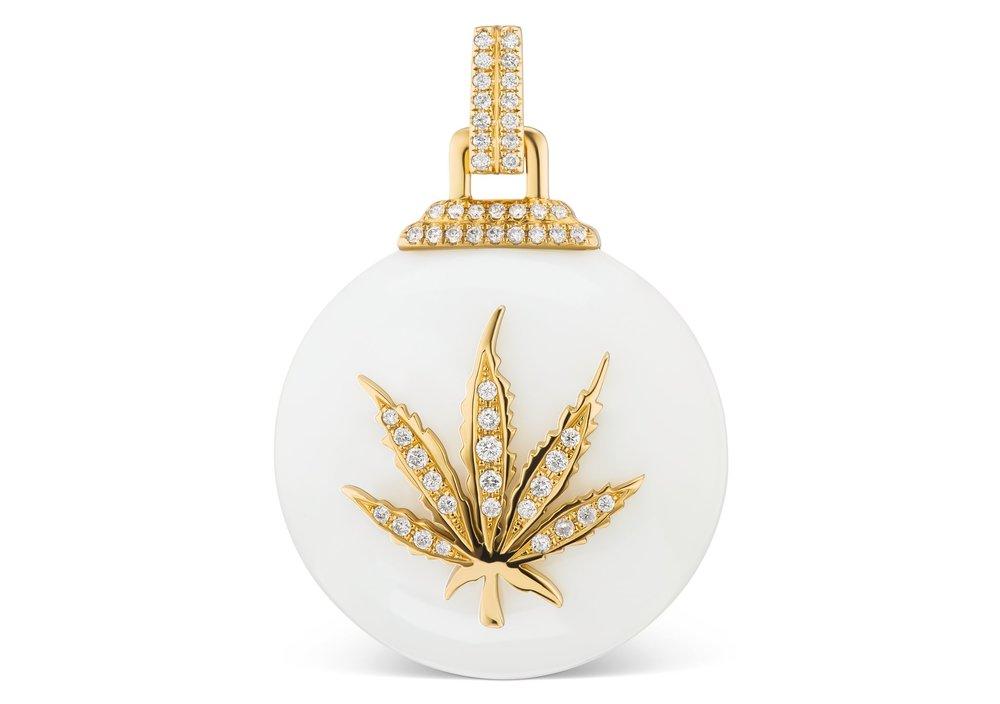 Marijuana Motifs Go From Hippie to High (Jewelry, That Is)