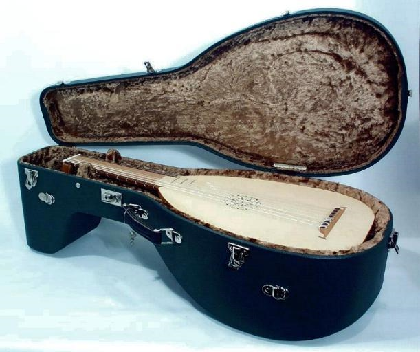 Fantasia lute in the Kingham case