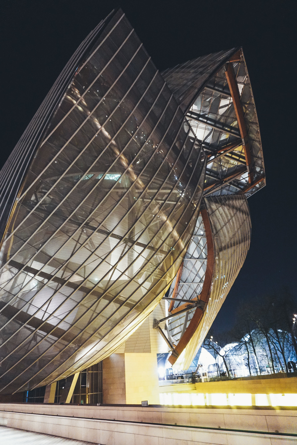 Foundation Louis Vuitton in Paris