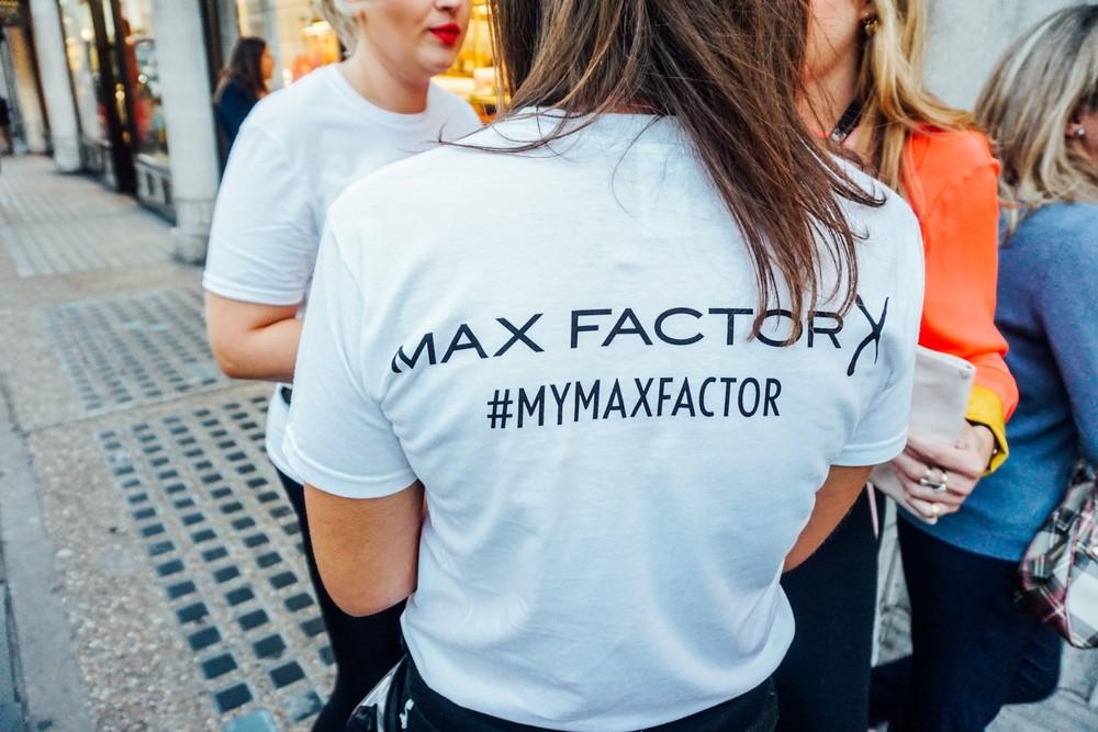 #MyMaxFactor