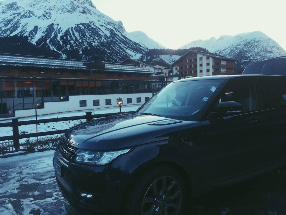 Lech, Range Rover
