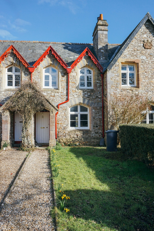 English Manor in Somerset