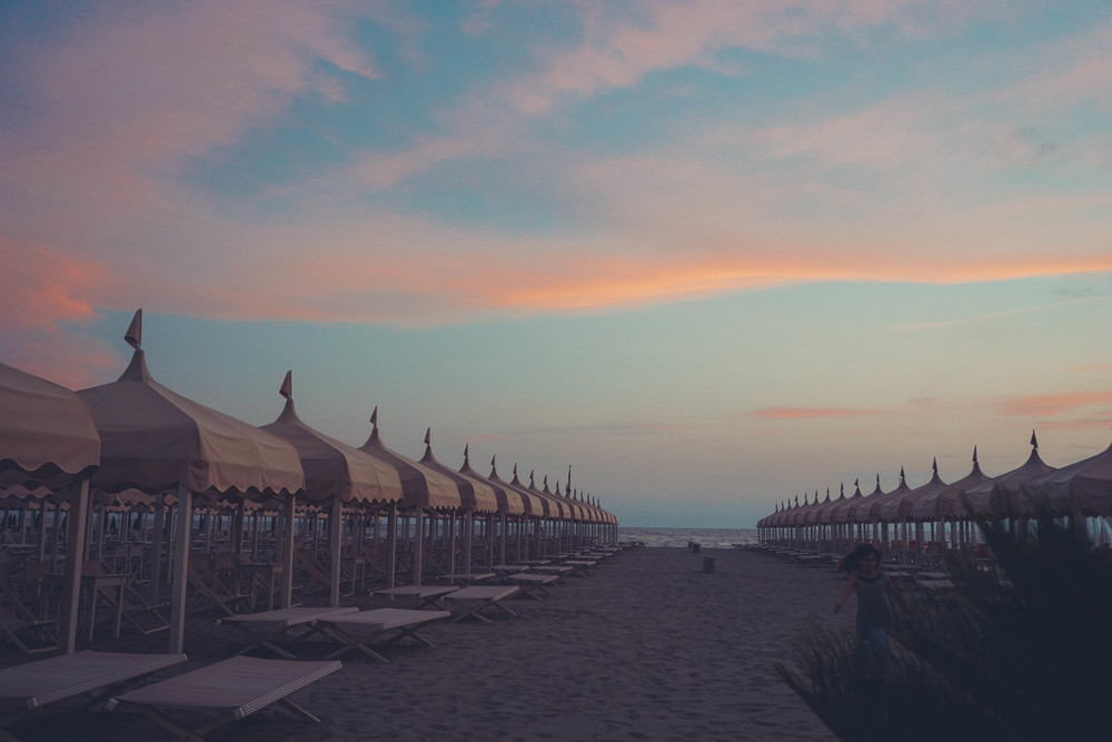 Lido di Camaoire-Italian beaches to put on your bucket list.
