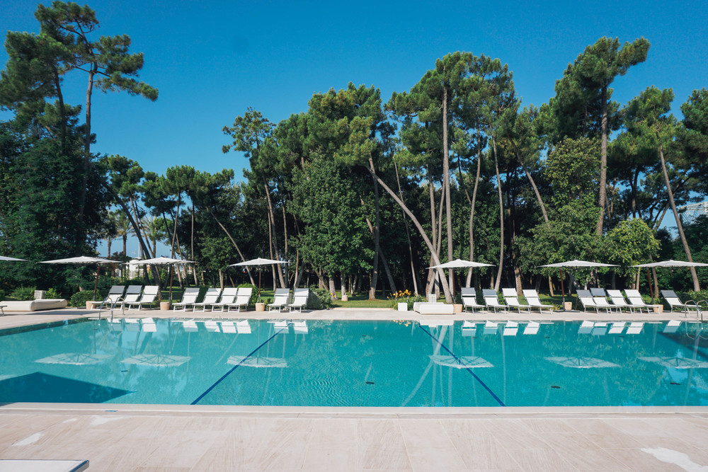 UNA Hotels & Resorts Versilia. Amazing rooms to rent in Italy.