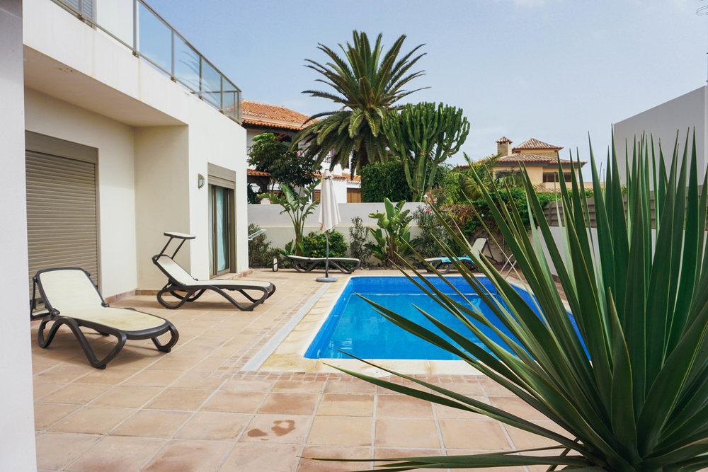AzulFit Yoga and Pilates, Lotus Retreat in Fuerteventura.