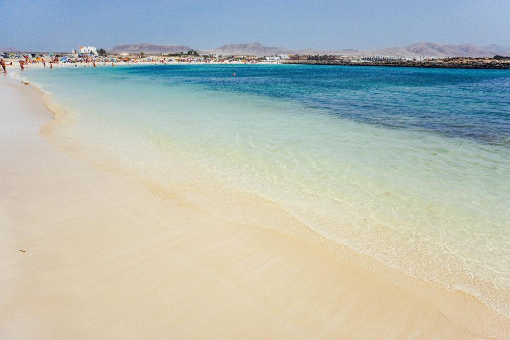 El Cotillo Fuerteventura beach