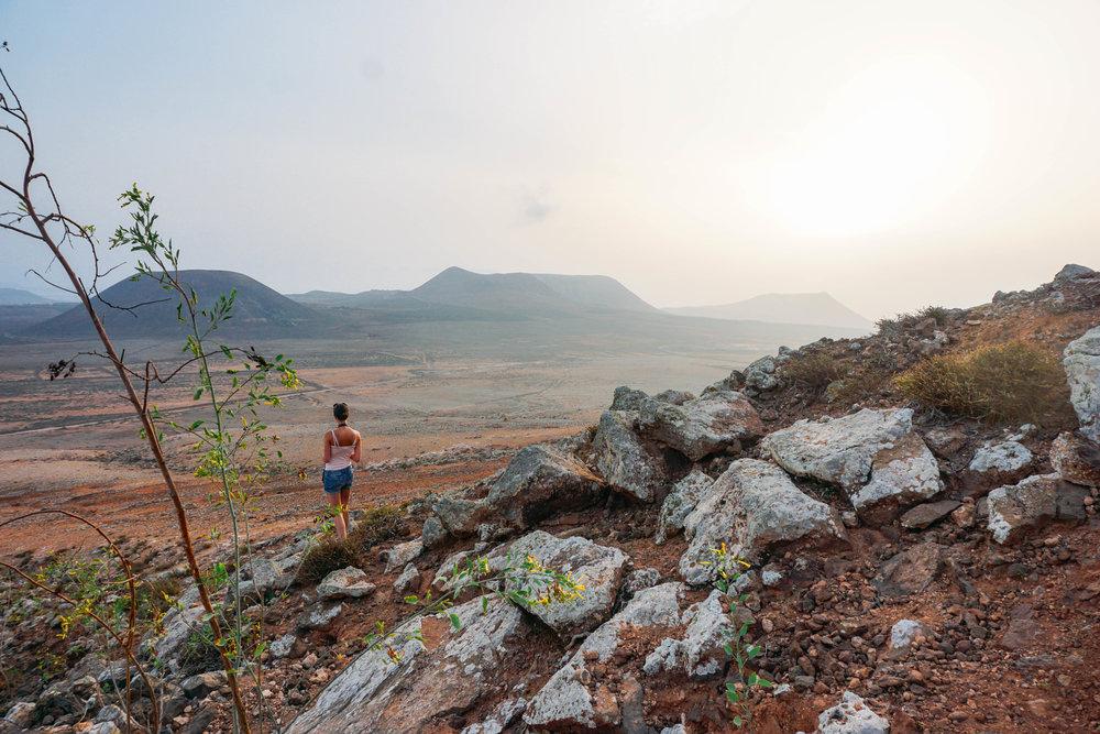 Montaña de Escanfraga