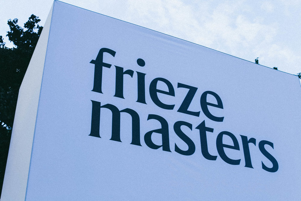 Frieze Masters Art Fair 2016
