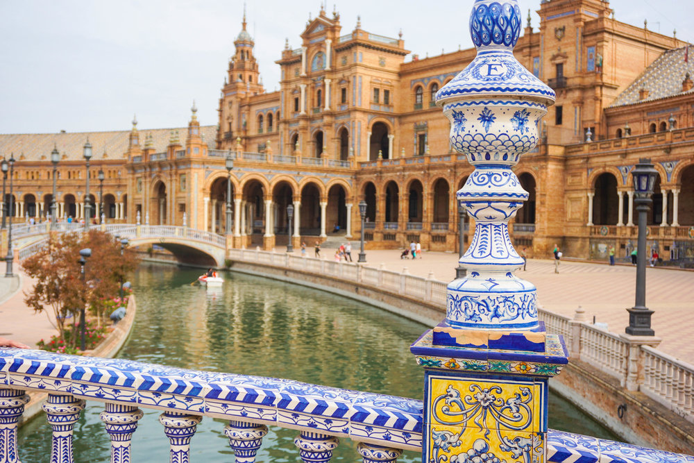Plaza de España, Sevilla | Spain. Top 5 things to do in Seville.