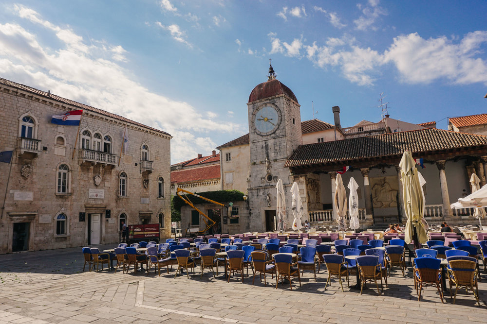 Most beautiful towns in Croatia- Trogir
