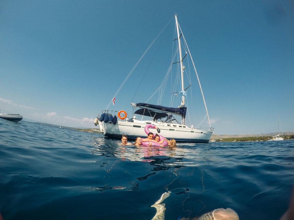 Sailing around Croatia-Best travel destinations