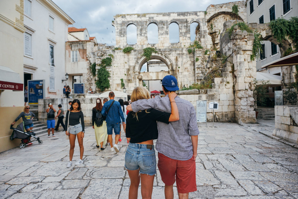 Things to do in Croatia (Split) for couples.