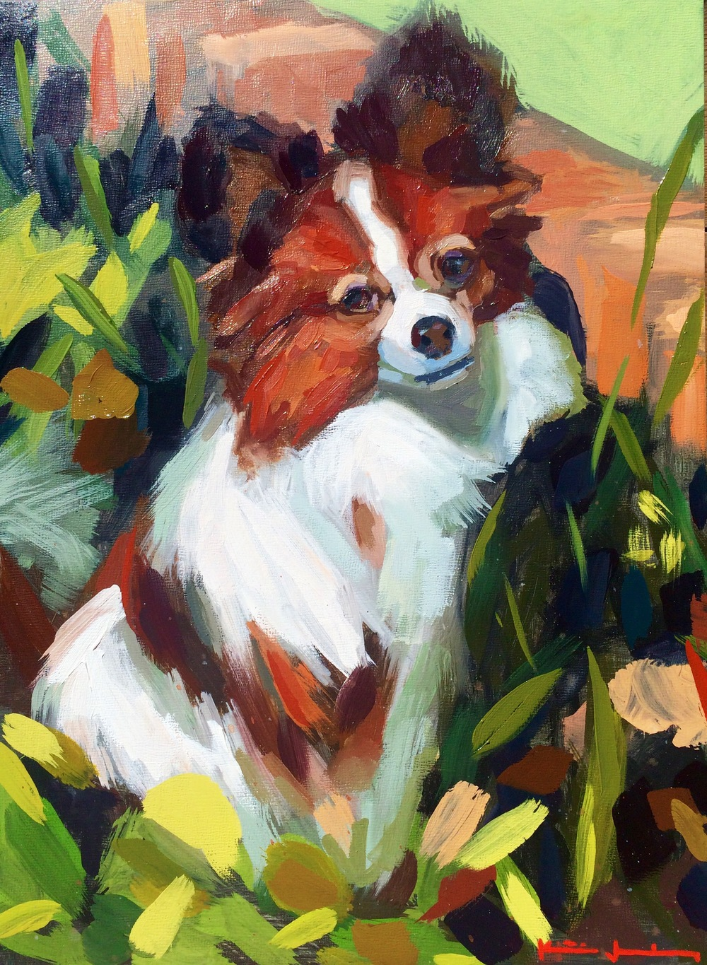 2015- Flandry Dog Portrait.jpg