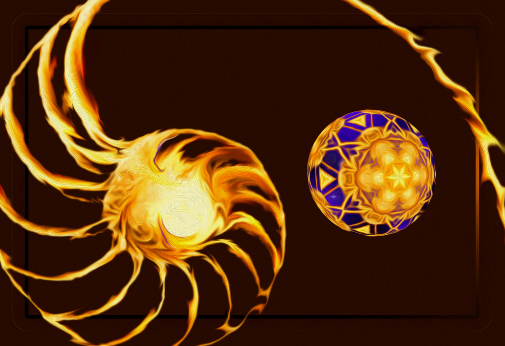 SPIRALS OF LIGHT AND SPHERES OF INFLUENCE