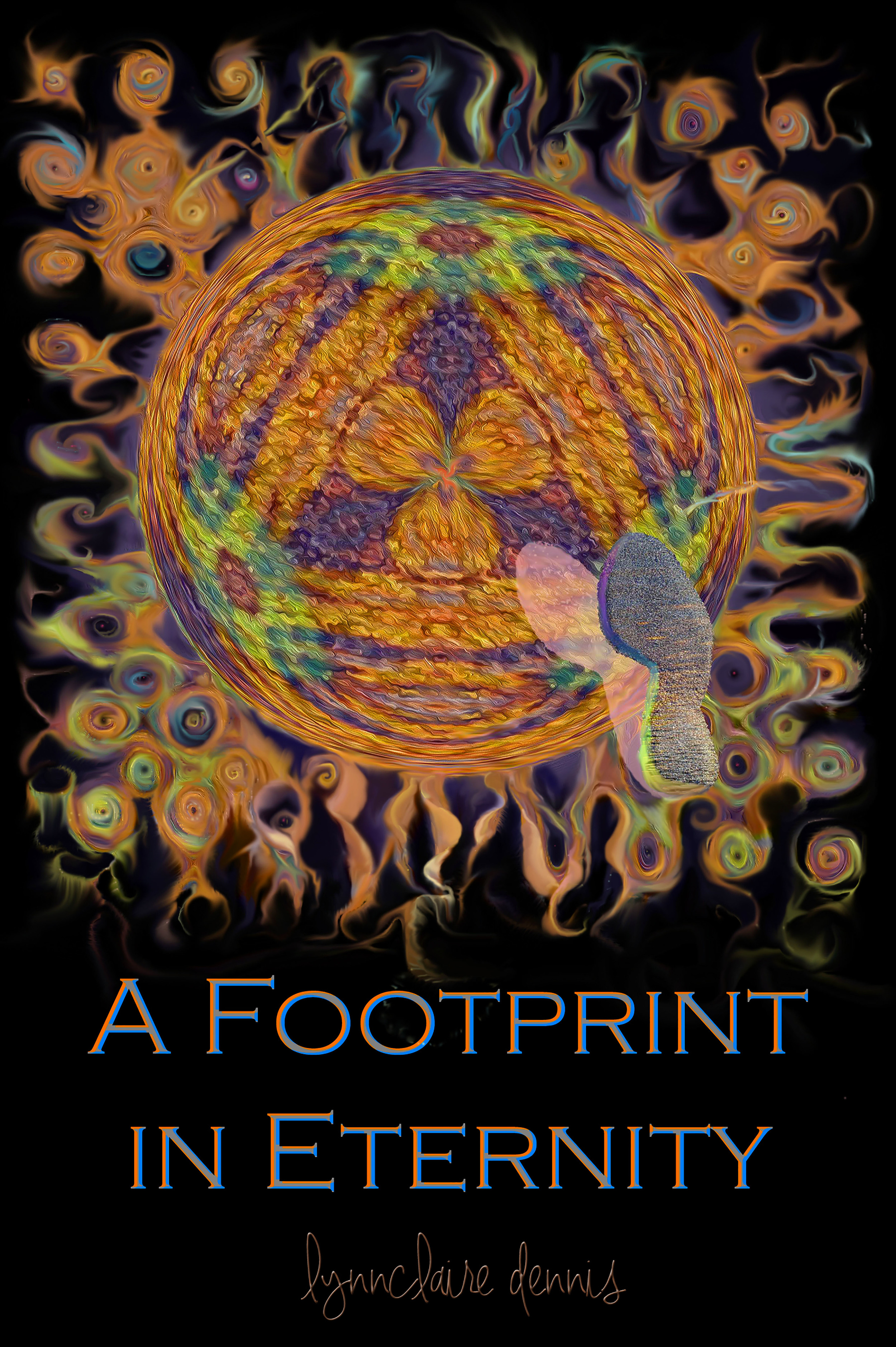 Footprint in Eternity Cover small