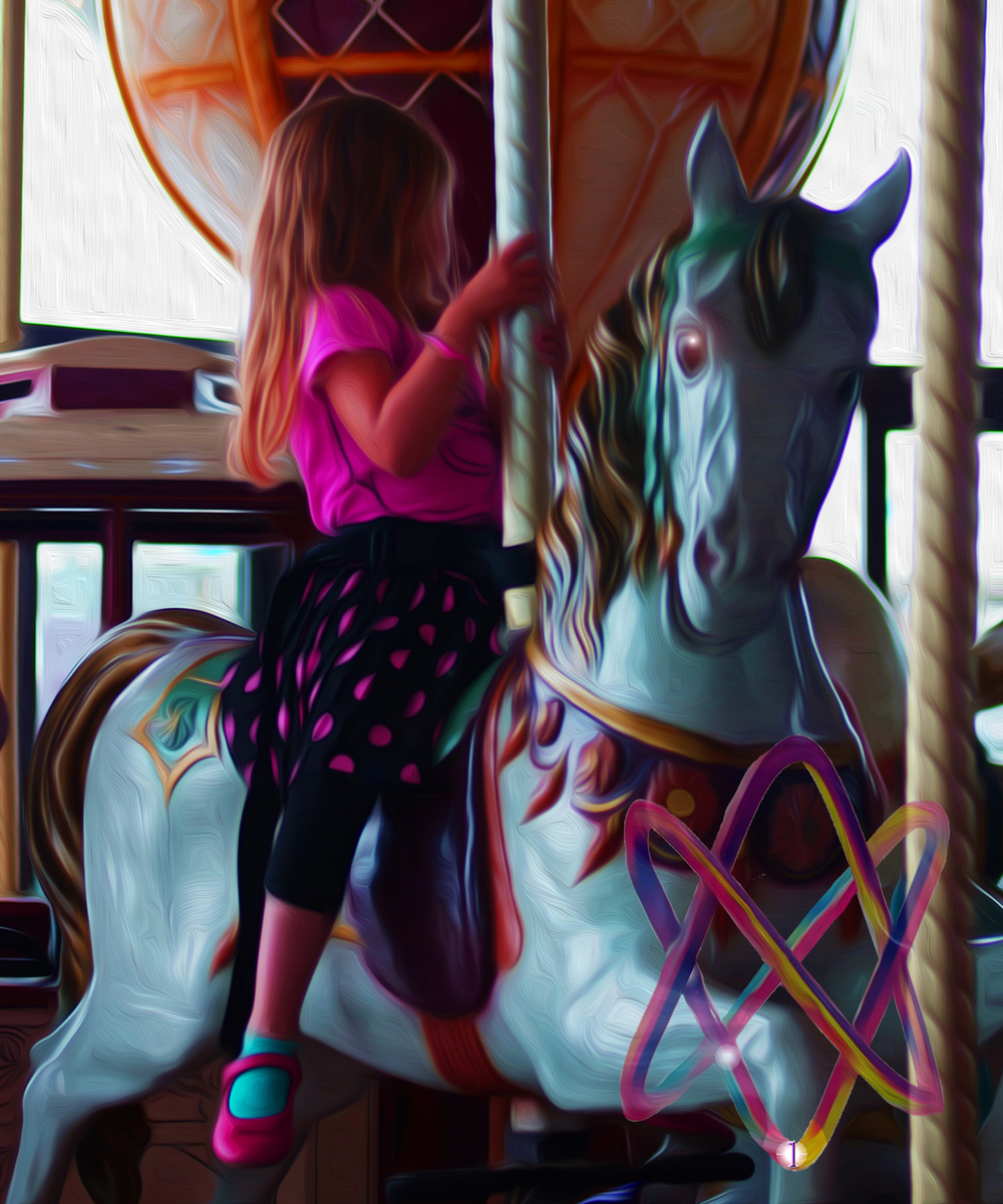 Taking the children off the not so merry-go-round