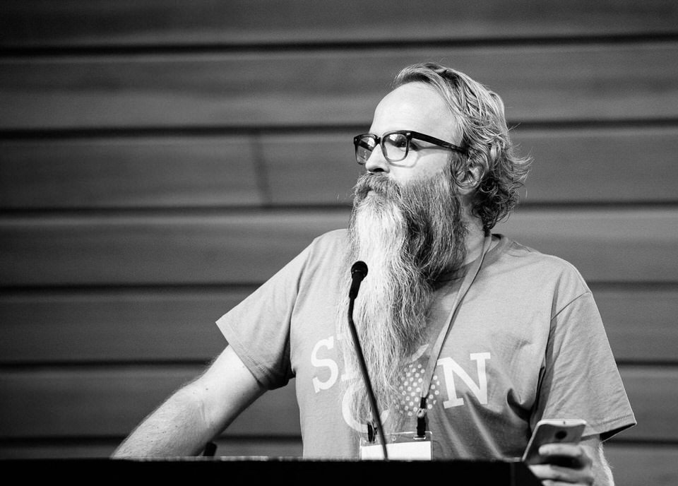 Dan Sinker , SRCCON, Minneapolis