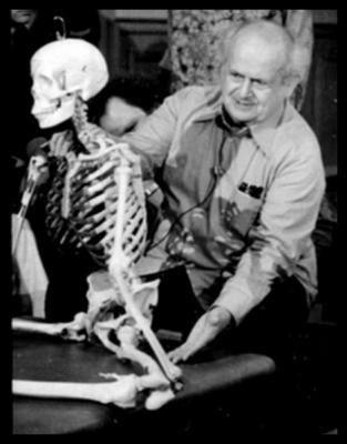 Moshe Feldenkrais. Courtesy of the International Feldenkrais Federation.