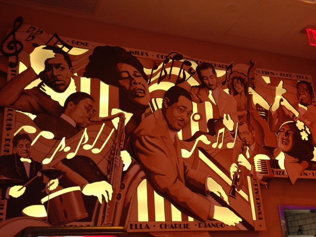 carolina kitchen_mural