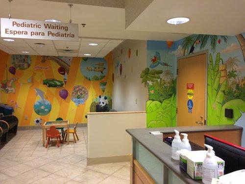 Commercial Murals — Schwa Design Group