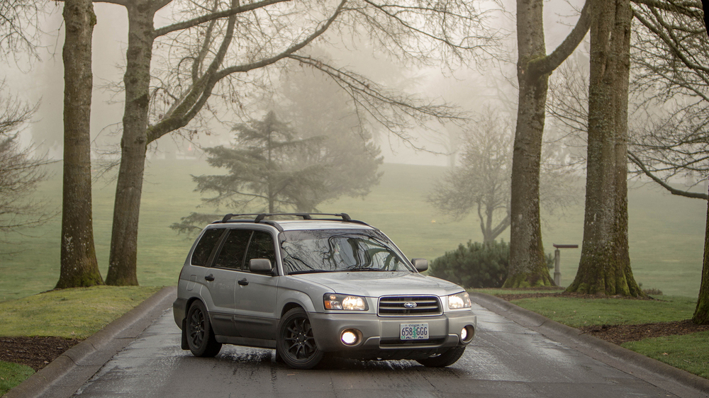 Model:  Forester   Location:  Willamette National Cemetery OR
