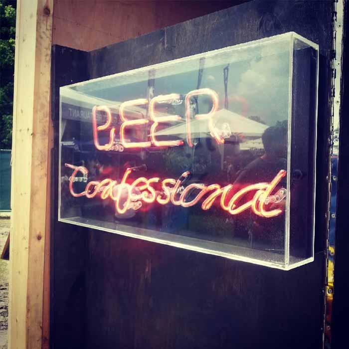 Doombar's Beer Confessional