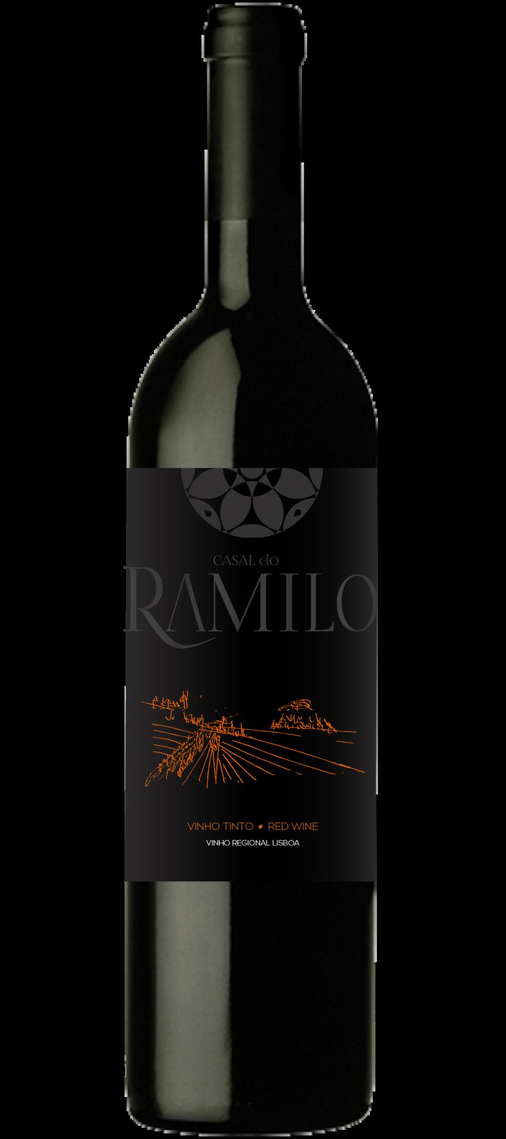 CASAL DO RAMILO | RED 2013