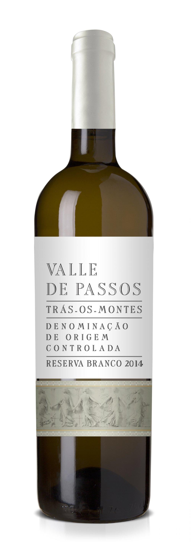 VALLE DE PASSOS   RESERVA WHITE 2015